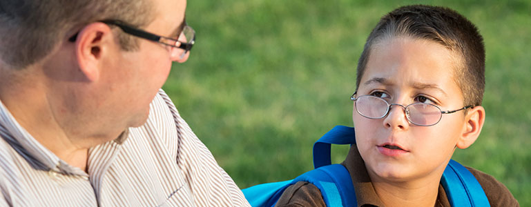 Talking with Children about Difficult Topics - Center for Children and Youth