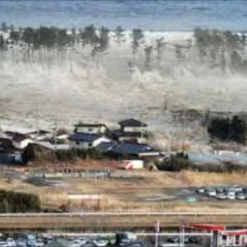 tsunami in japan - TeacherTube