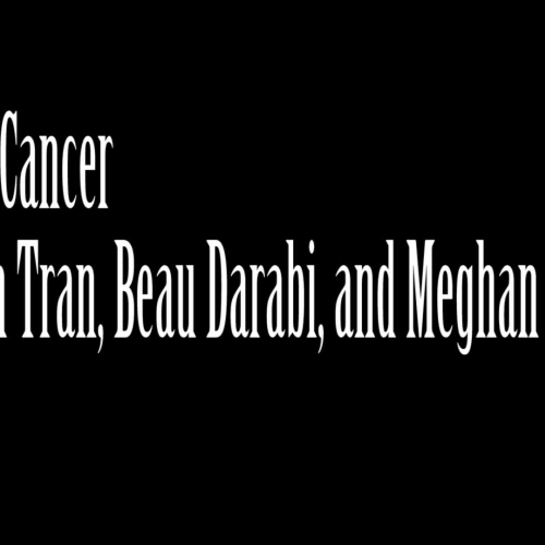 Ryan Beau Meghan Cancer PSA video - TeacherTube