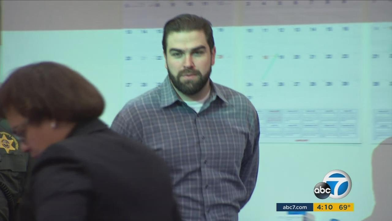 OC actor stands trial 5 years after allegedly killing 2 people