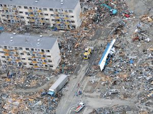 Image: Five Years Later: The Great Sendai Earthquake | Britannica.com