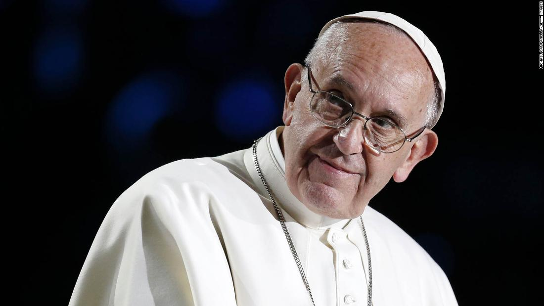 Pope calls for Catholic teaching to bar death penalty
