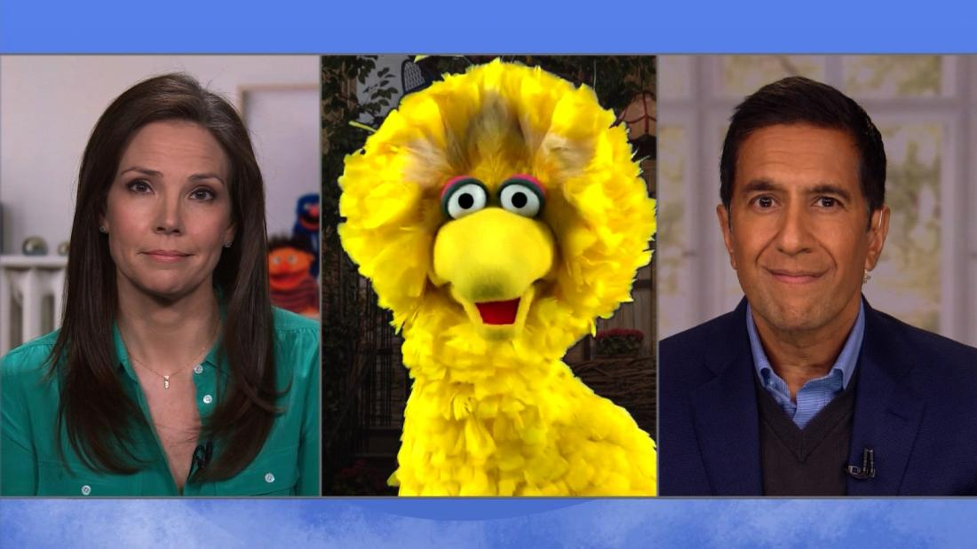 Watch the entire CNN/Sesame Street coronavirus town hall