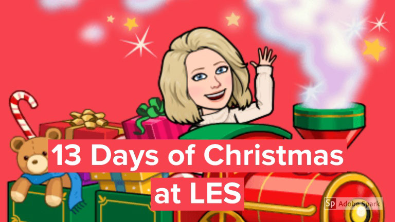 13 Days of Christmas at LES