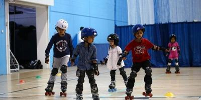 Villiers Saturday Learn2Skate School - Session 1 - 10:00 - 11.00