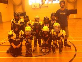 Villiers Inline Hockey Club - Session 12:00 - 1:00