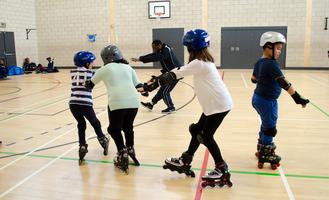Peabody Learn2Skate After School Club - 4:30 - 5:30pm Every Thursday