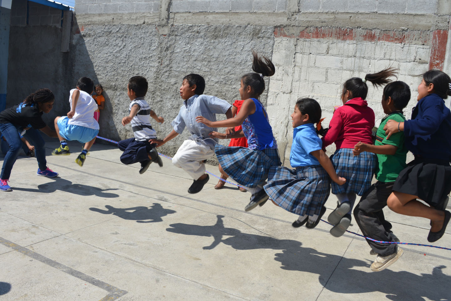 More Playtime! How Kids Succeed with Recess Four Times a Day at School