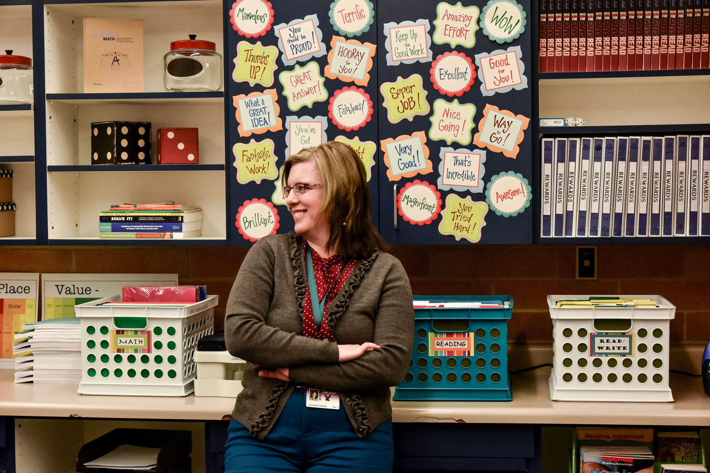 What It Takes To Be A Special Education Teacher