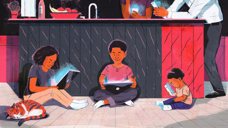 5 Things To Know About Kids and Their Screen Time