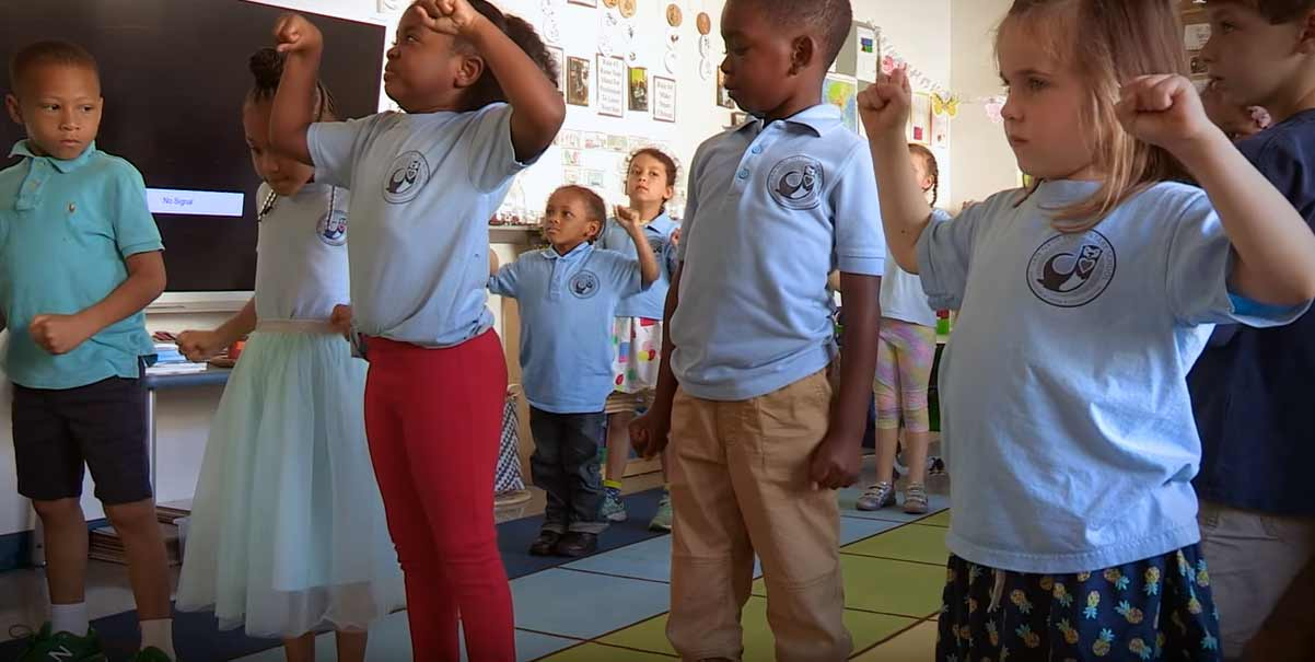 Movement And Breathing Breaks Help Students Stay Focused On Learning
