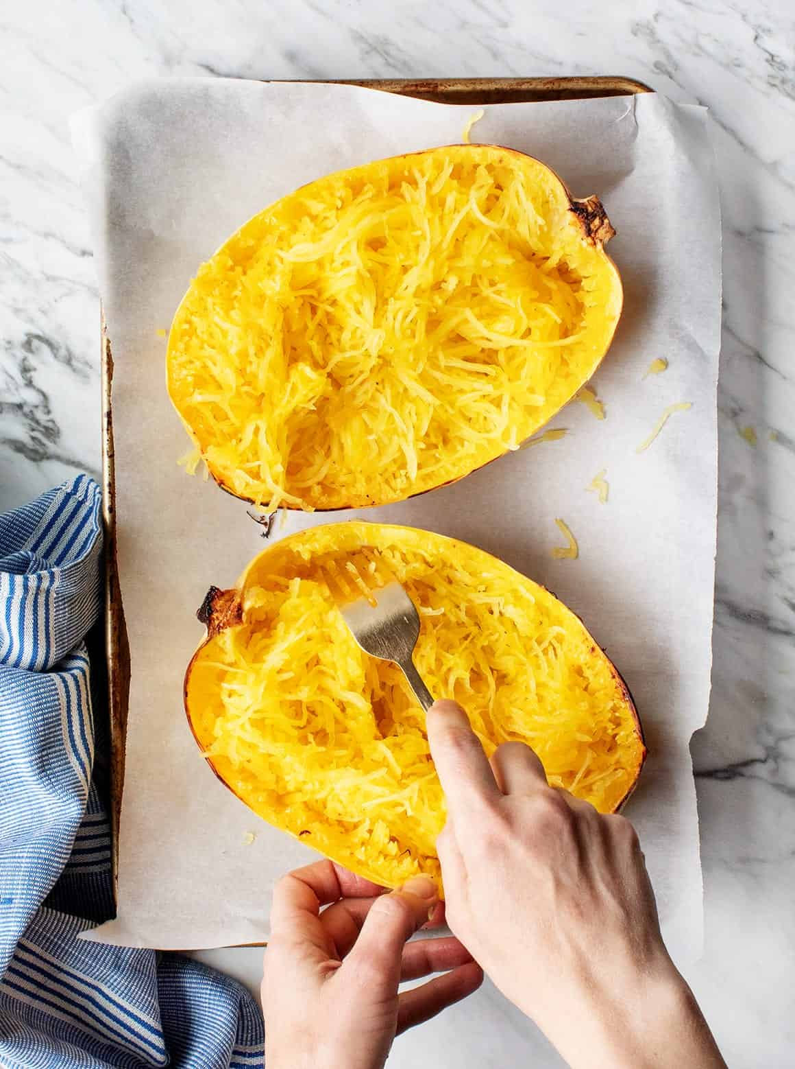 How to Cook Spaghetti Squash - Recipes by Love and Lemons