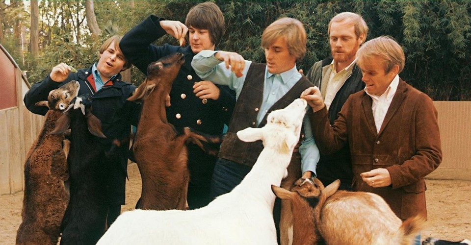 How the Beach Boys' 'Pet Sounds' Invented the Modern Pop Album