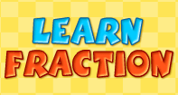 Learn Fractions | Fractions Lesson and Game for Grade 1