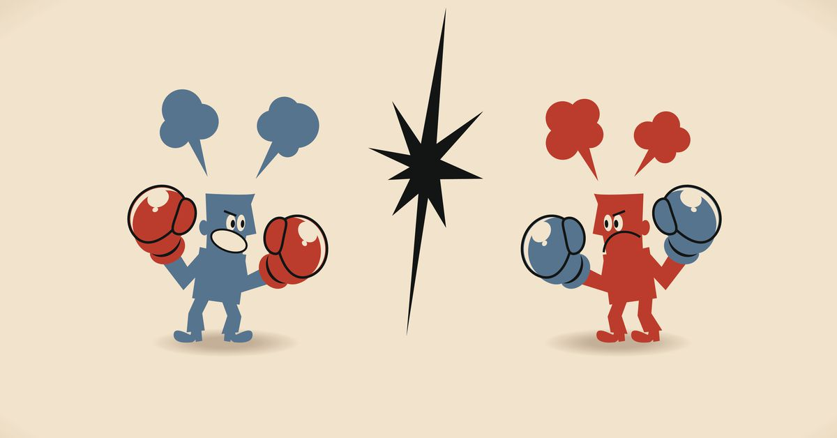 Most people are bad at arguing. These 2 techniques will make you better.