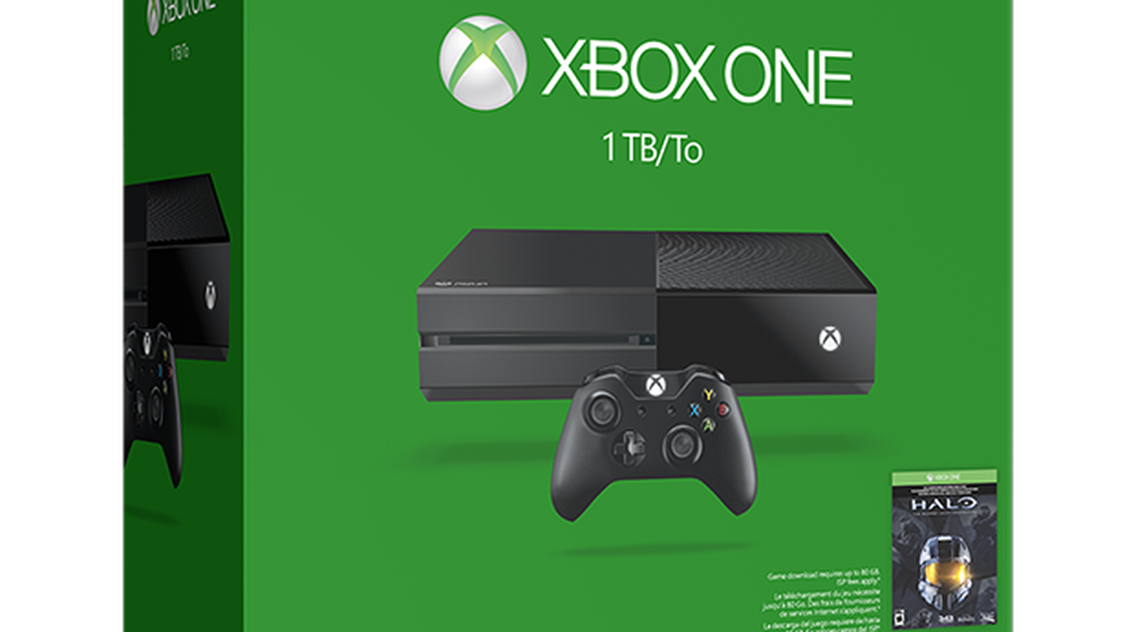 Xbox One gets price drop to $349, new 1TB version with new controller