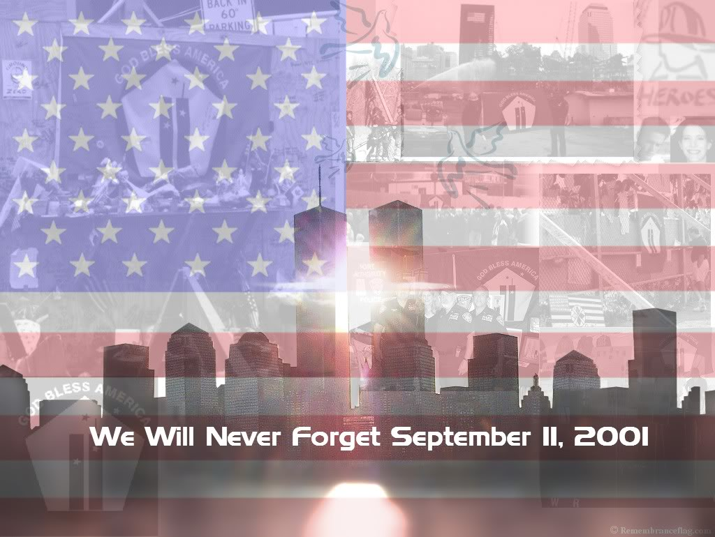 9/11/2001 - The Day Americans Came Together