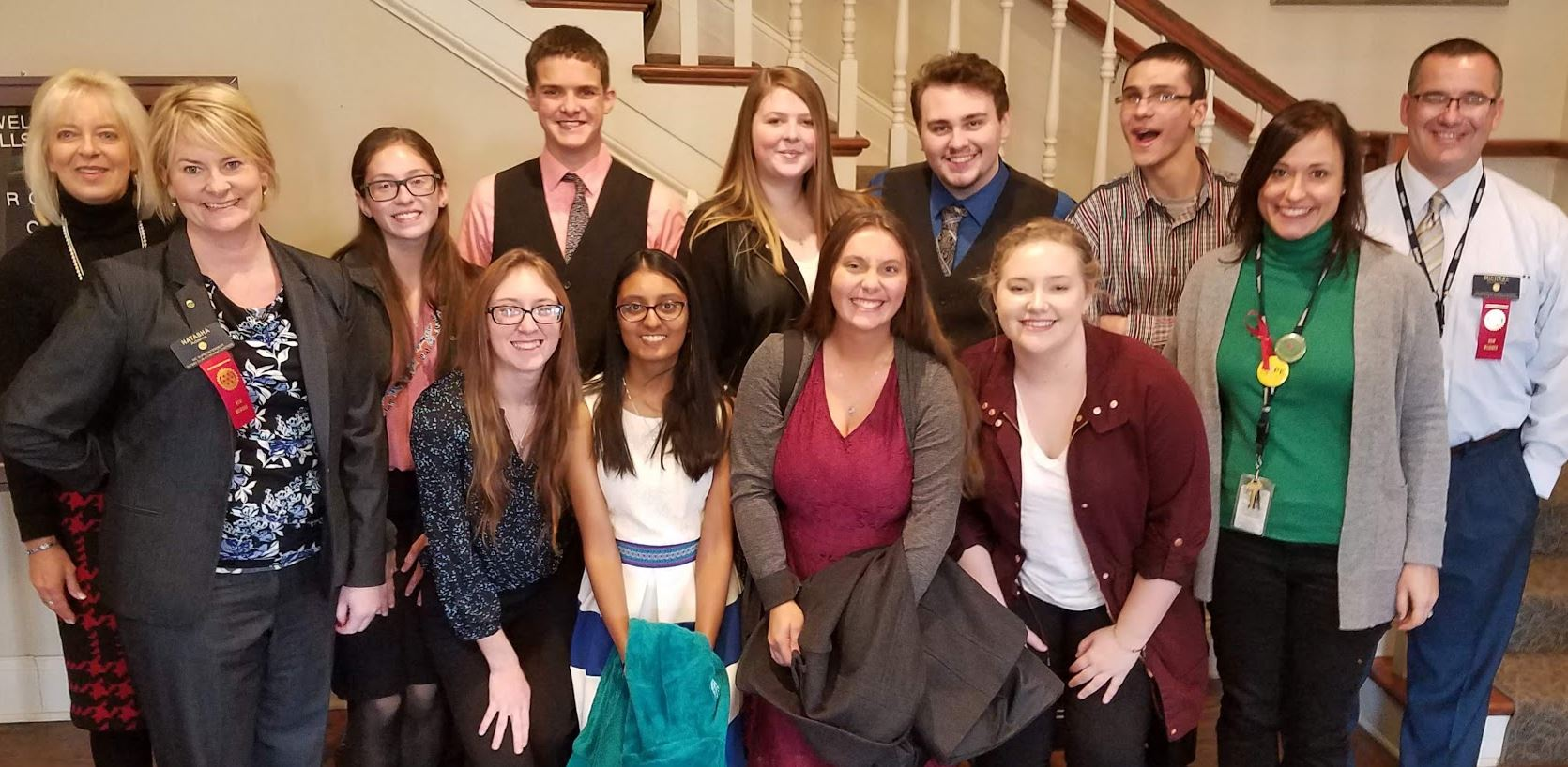 West Clermont LEAD Ready formed effective Rotary Interact Club