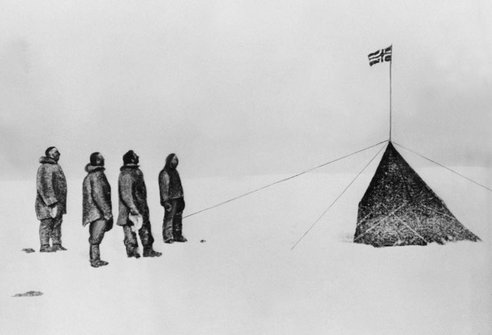 What the Race to the South Pole Can Teach You About How to Achieve Your Goals