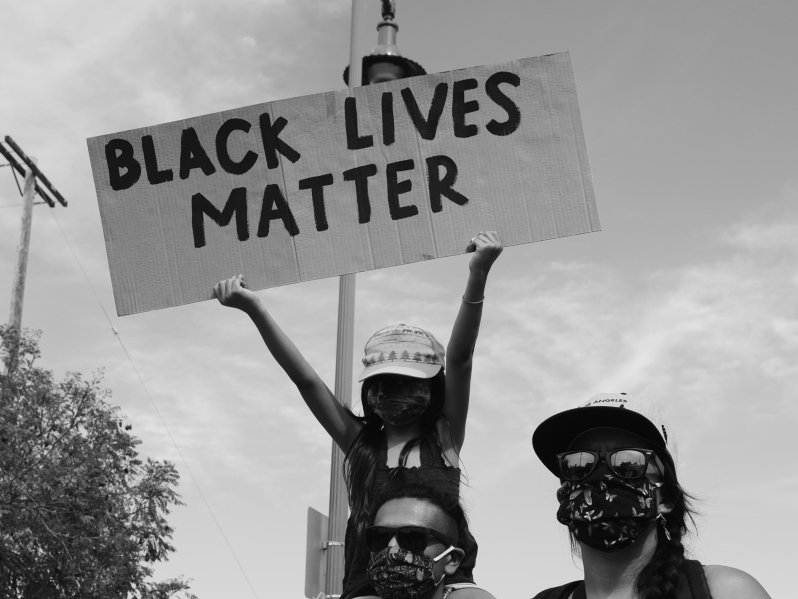 You're non-Black + want to support Black Lives Matter: Start with these ideas