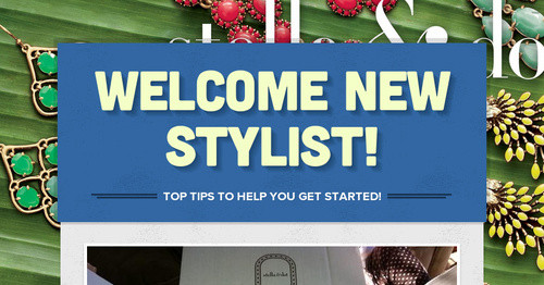Welcome New Stylist!