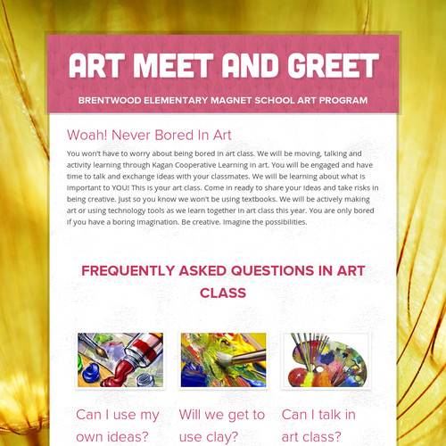 Art Meet and Greet