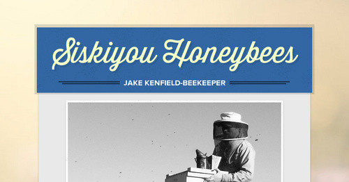 Siskiyou Honeybees