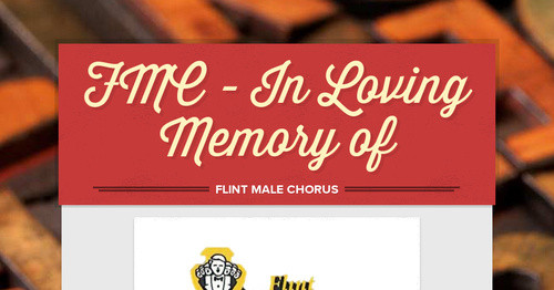 FMC - In Loving Memory of