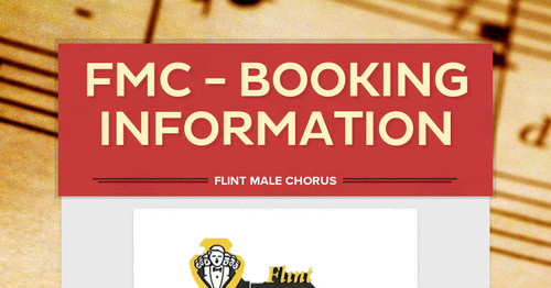 FMC - Booking Information