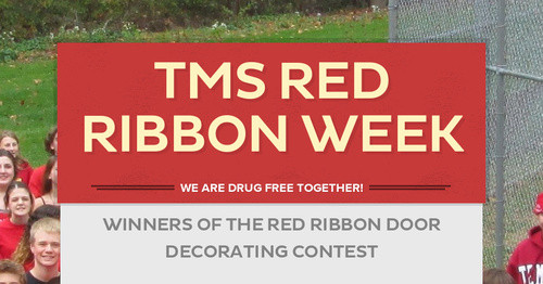 TMS Red Ribbon Week