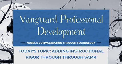 Vanguard Professional Development