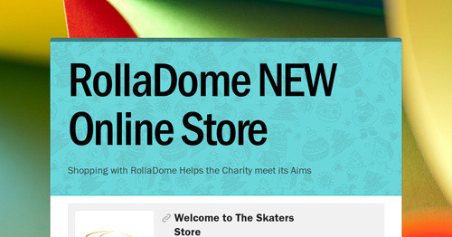 RollaDome NEW Online Store