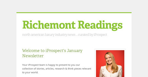 Richemont Readings