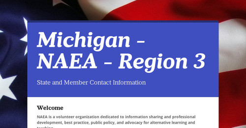 Michigan - NAEA - Region 3