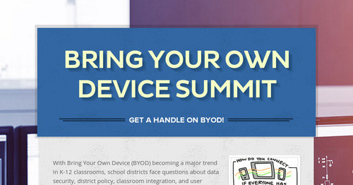 Bring Your Own Device Summit