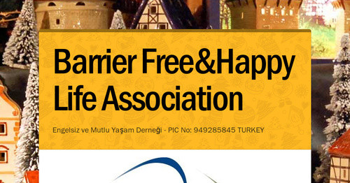 Barrier Free&Happy Life Association