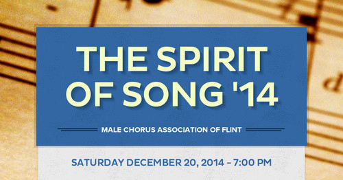 The Spirit of Song '14