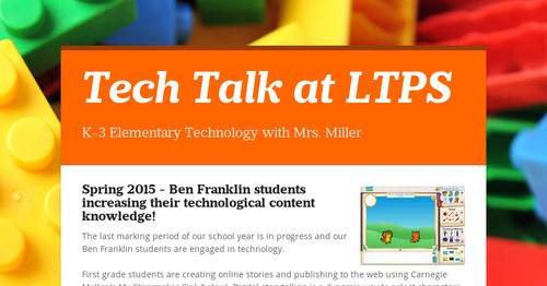 Tech Talk at LTPS
