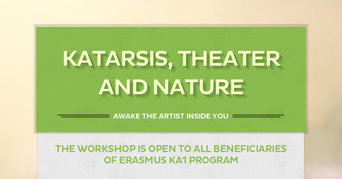 Katarsis, Theater and Nature