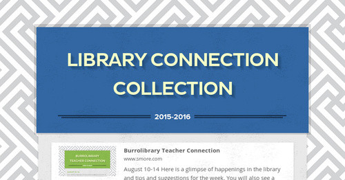 Library Connection Collection