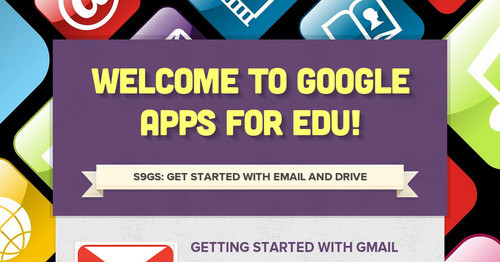 Welcome to Google Apps for Edu!