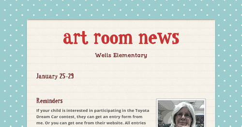 art room news