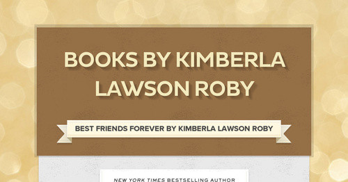 Books by Kimberla Lawson Roby