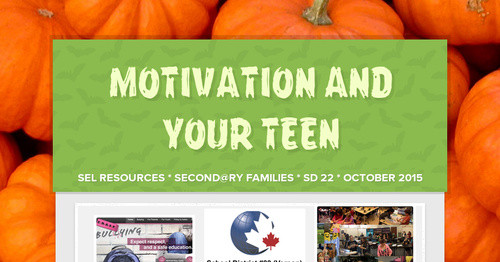 motivation and your teen