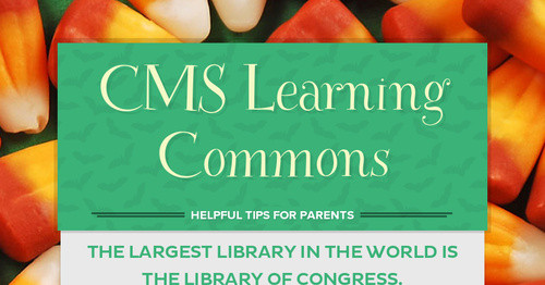CMS Learning Commons