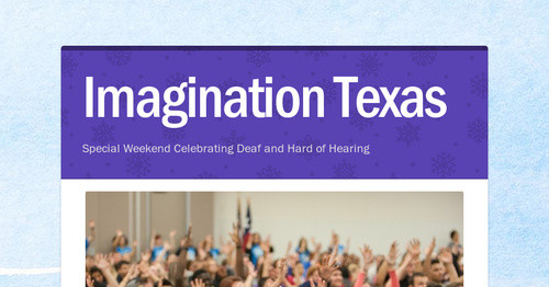 Imagination Texas