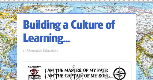 Building a Culture of Learning...