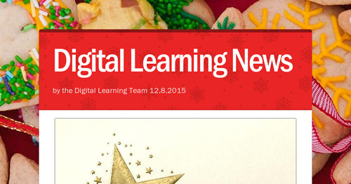 Digital Learning News