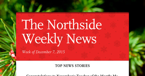 The Northside Weekly News