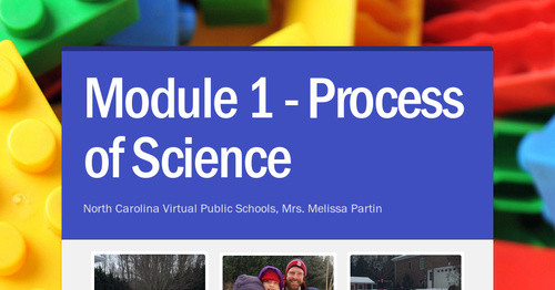 Module 1 - Process of Science